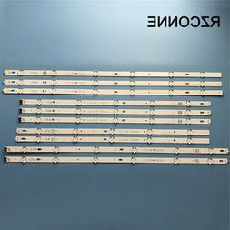10pcs LED strip for LG Innotek 17Y 60inch_A/B/C/D-Type_Rev0.