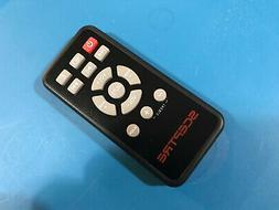 Sceptre 14202046K999V SoundBar Remote **NEW** SB80-BT / SB80
