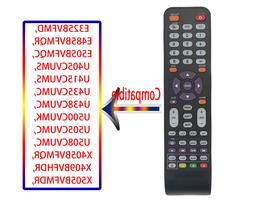 142021270009C Replace for Sceptre TV Remote X405BVFMQR, X409