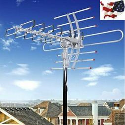 150miles TV Antenna Amplified Long Range Outdoor HD Digital
