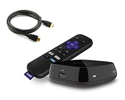 Roku 2 Media Streamer 4210XB Faster Processor and 6 foot HDM