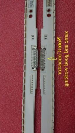 2 PCS 760mm LED Backlight strip for Samsung 60 inch LCD TV U
