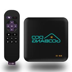 2017 Model GooBang Doo XB-II Android 6.0 Marshmallow TV Box