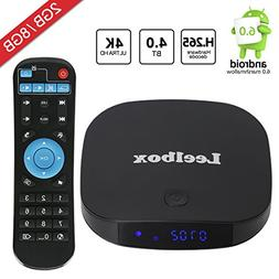 2018 Newest Leelbox Q2 Mini Android 7.1 TV Box 2GB+8GB BT 4.