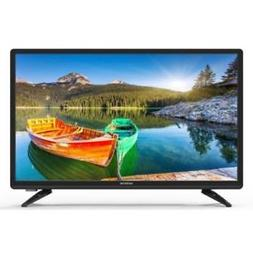 "Hitachi 22"" Class FHD 1080P LED TV 22E30 HDMI 60 Hz Black"