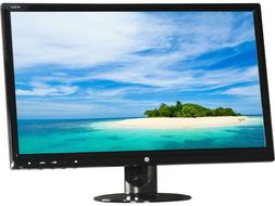 HP 24 inch Computer PC LED Backlit Monitor 1920 x 1080p LCD