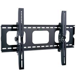 2xhome - Professional Universal Flat No Arm Tilt 15 degree U