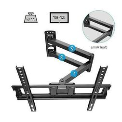 "32""-60"" Inch Full Motion TV Wall Mount Bracket LED LCD OLED"
