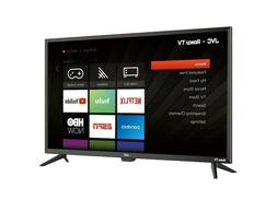"JVC 32"" Class HD 720p Roku Smart LED TV USB HDMI WI-FI LT-32"