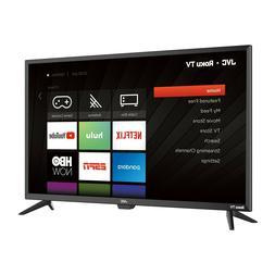 """JVC 32"""" Class HD  Roku Smart LED TV  Wi-Fi Dual-band"""