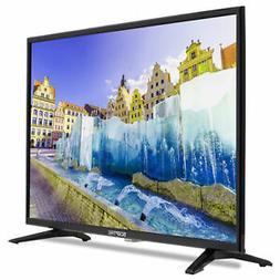 """Sceptre 32"""" """"Inch HD 720P LED 60Hz TV 2017 with 2 HDMI, USB,"""