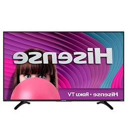 Hisense 32H4C 32 Smart LED HDTV with WiFi and Built-In Roku