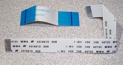 Magnavox 32ME303V/F7A LVDS Ribbon Main & Cable Set Emerson L