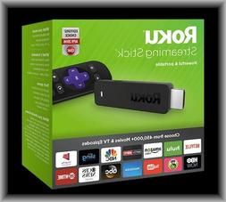 Roku 3600R Streaming Stick, New in Retail Sealed Box !!!