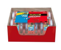 Scotch 3850 Heavy-Duty Packaging Tape In Sure Start Disp., 1