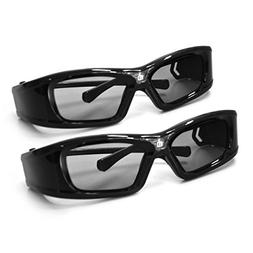 APEMAN 3D Glasses DLP Series Rechargeable Glasses Hi-Brightn
