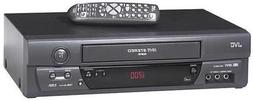 JVC 4-Head HiFi VCR
