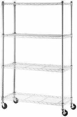 4 shelf shelving unit 3