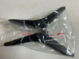 """40"""" Magnavox LED TV 40ME338V Black Pedestal Base Legs Stand"""