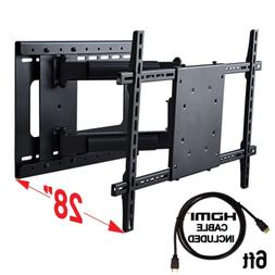 Aeon Stands and Mounts 40200 full motion TV wall mount with