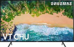 "Samsung UN40NU7100FXZA Flat 40"" 4K UHD 7 Series Smart LED TV"