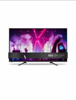 "JVC 43"" Class FHD 1080p Roku Smart LED TV - LT-43MAW588"
