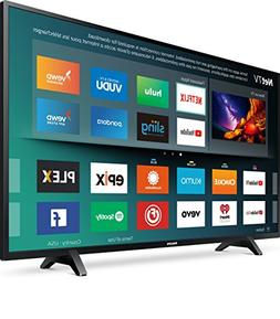 """Philips 43"""" Class 4K UHD LED TV with HDR 10 and Smart TV"""
