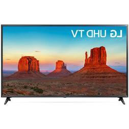 LG 43-Inch 4K Ultra HD LED Wi-Fi Smart TV w/ Google Assistan