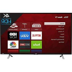 "TCL 43S403 43"" 4K UHD HDR Roku Smart LED TV"