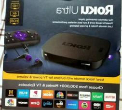 Roku 4660RW  Ultra HD 4K HDR Media Streamer - Black