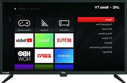 JVC 49 Class FHD  Roku Smart LED TV