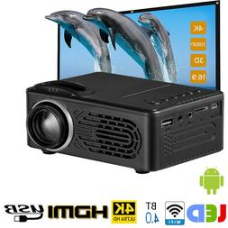 4K HD 1080P LCD LED Multimedia Smart 3D Home Theater Project