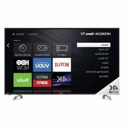 Hitachi 50 Class 4k UHD HDR TV with Roku TV - 50R81
