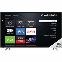 "Hitachi 55"" Class 4K UHD HDR TV with Roku TV - R80 Series  5"