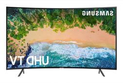 "SAMSUNG 55"" Class Curved 4K  Ultra HD Smart LED TV UN55NU730"