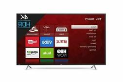 55-Inch TCL 55S405  4K Ultra HD Roku Smart LED TV