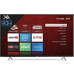 55 inch smart tv television with roku