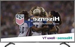 Hisense 50R7E 50'' 4K Smart LED Ultra HD TV