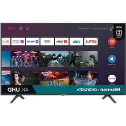 "Hisense 50H6590F - 50"" 4K Ultra HD Android Smart TV w/ Googl"