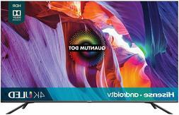 "Hisense H8G 50"" Quantum Series 4K HDR ULED Android Smart TV"