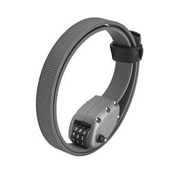 OTTOLOCK 60'' CINCH LOCK HEXBAND TITANIUM GRAY Combination