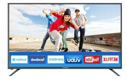 "Polaroid 55"" inch 4K LED Smart TV HDR 3 HDMI USB Ultra HD 21"