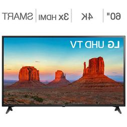 "LG 60"" Inch Class  4K Ultra HD LED LCD TV 60UK6090PUA"