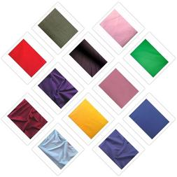 "60"" INCH COTTON POLYESTER BROADCLOTH QUILTING SHEETS FABRIC"