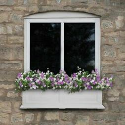 60 inch rectangle polyethylene fairfield window box