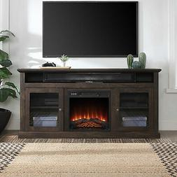 "60 inch TV Stand Console With Shelves For TVs up to 65"" Wide"
