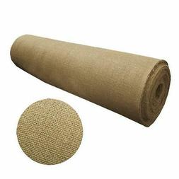 60 Inches Wide Natural 10oz. Burlap Fabric - By The Yard