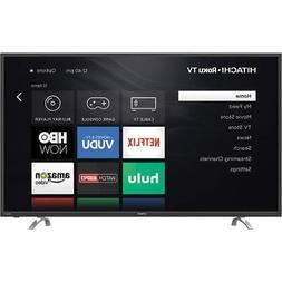 "HITACHI 60R70 60"" Class Smart LED 4K Ultra HDTV With Ro"