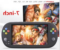 """7"""" Portable Video Handheld Game Console Player +100 Games"""