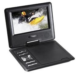 7In Swivel Screen Portable Dvd Player